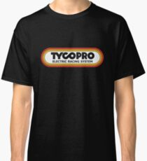 Tyco slot car logo Classic T-Shirt