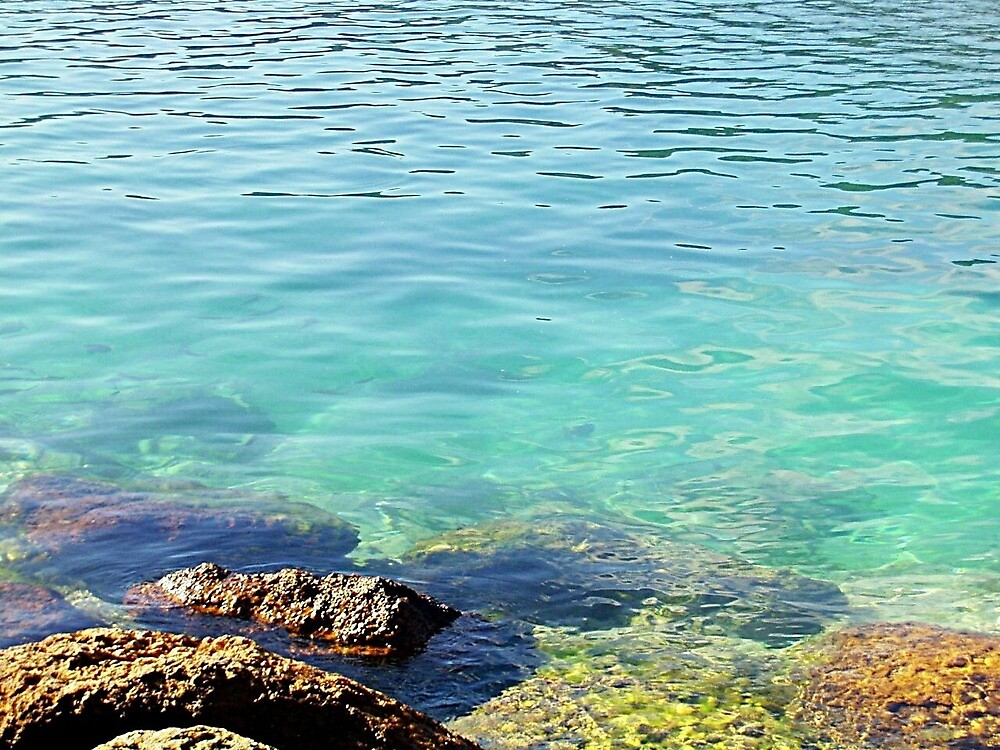 Clear water by vanessavaughan