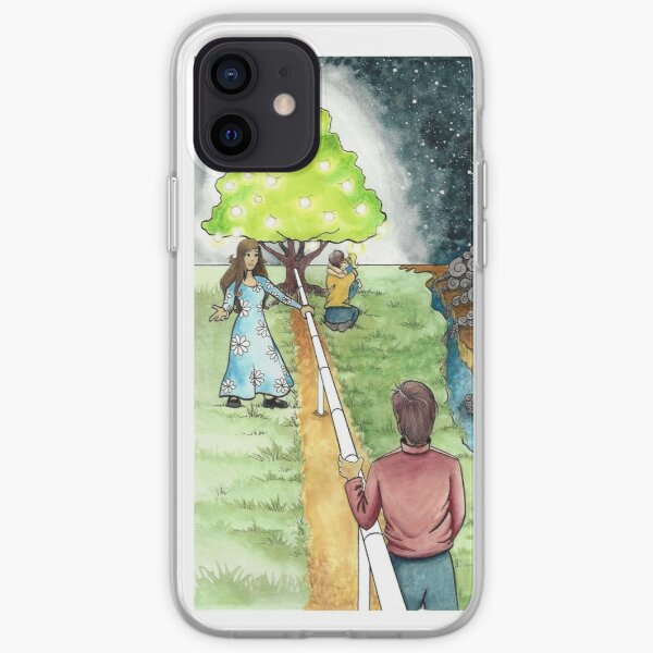 The Iron Rod iPhone Soft Case