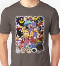 A Hat in Time Slim Fit T-Shirt