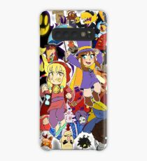 A Hat in Time Case/Skin for Samsung Galaxy