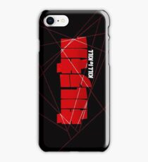 Kill la Kill Logo Lines iPhone Case/Skin