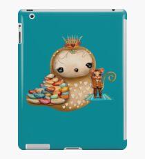 The Owl Queen iPad Case/Skin