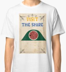 Visit The Shire Classic T-Shirt