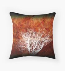 Autumn Inverted. Throw Pillow