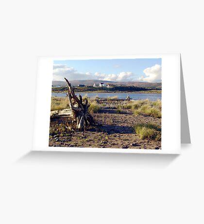 Margaree Morning Greeting Card