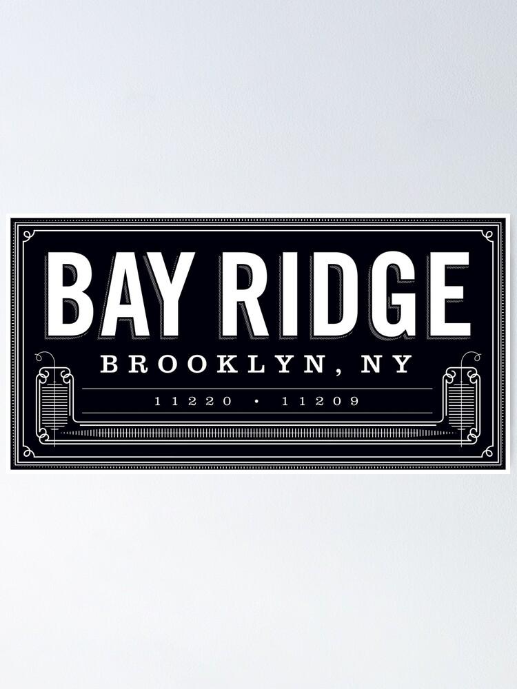Bay Ridge Brooklyn Note Card