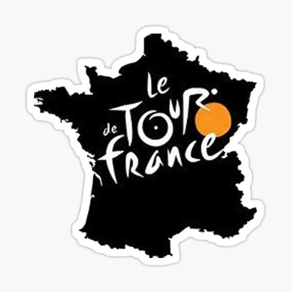 Tour de France: logo de poche Sticker