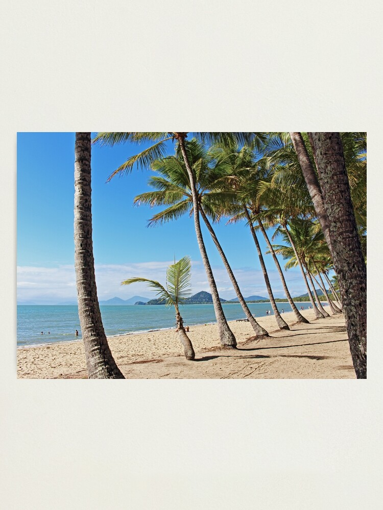 Alternate view of Tropical beach bliss Photographic Print