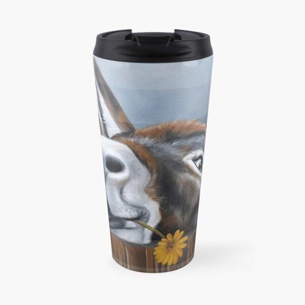 A Donkey called Daisy Travel Mug