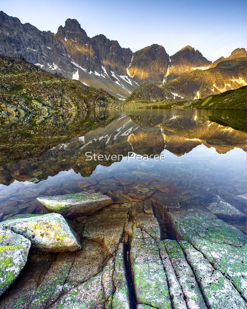 Tatran Sunrise by Steven Pearce