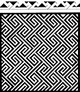109 - PICTISH KEY PATTERN - DAVE EDWARDS - - INK - 1985 by BLYTHART