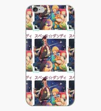 Space Dandy Group Pose iPhone Case