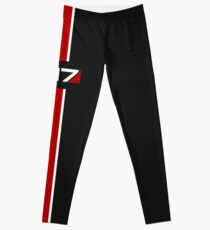 N7 emblem, Mass Effect Leggings