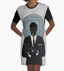Singularity Graphic T-Shirt Dress