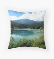 Oh, the Mountains are Calling Throw Pillow