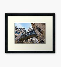 Old Town of Dresden Framed Print