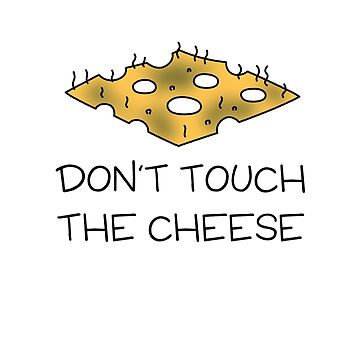 DIARY OF A WIMPY KID - Don't touch the cheese by GameShadowOO