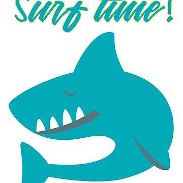 Surf Time! by NoeliaUroz