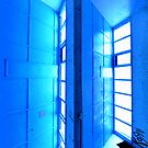 The Blue Room  by helmutk