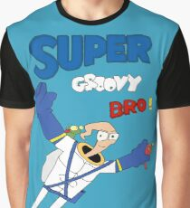 Super Groovy Bro! Graphic T-Shirt