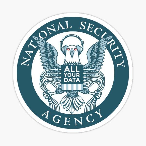 NSA Sticker