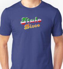 ITALO DISCO (classic love) Slim Fit T-Shirt