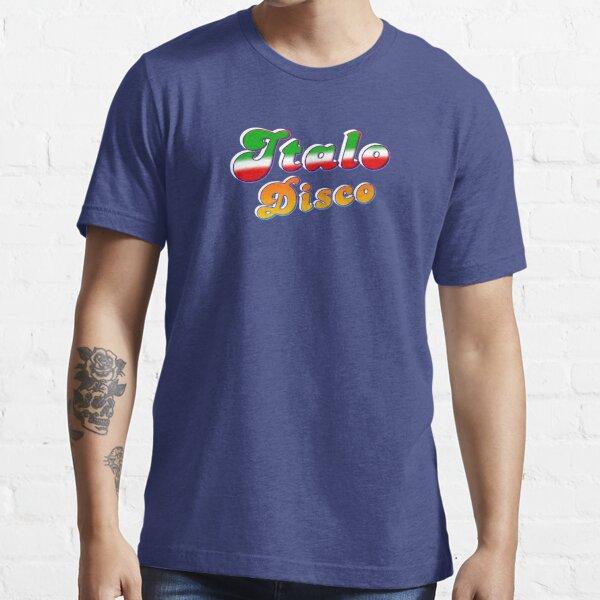 ITALO DISCO (classic love) Essential T-Shirt