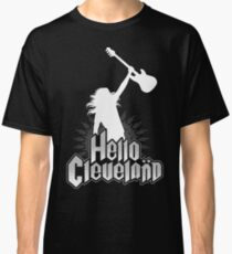 Spinal Tap - Hello Cleveland Classic T-Shirt