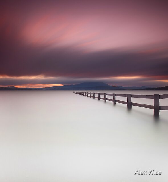 Mortimer Bay by Alex Wise