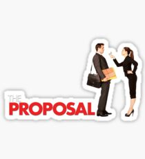 The Proposal Sticker