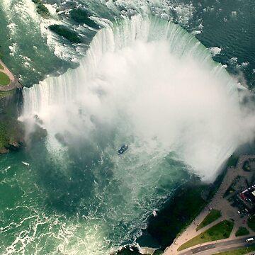 Over Niagara by Marsbub