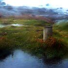 Das Regenfenster ... by Angelika  Vogel