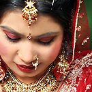 Indian Bride by Angie Muccillo