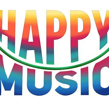 Happy Music by TimelessJourney