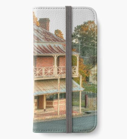 Northeys of Hill End iPhone Wallet
