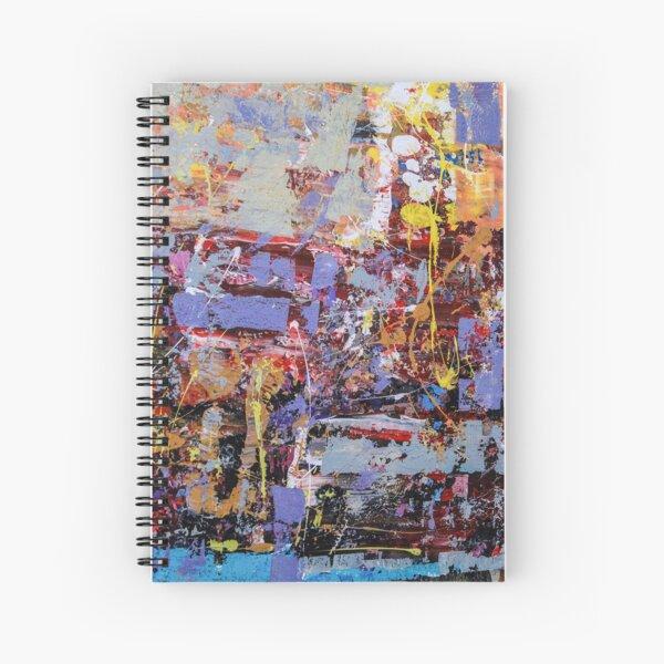 abstracto paint IX Spiralblock