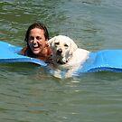 Dog Days at the Lake by Karen Kaleta