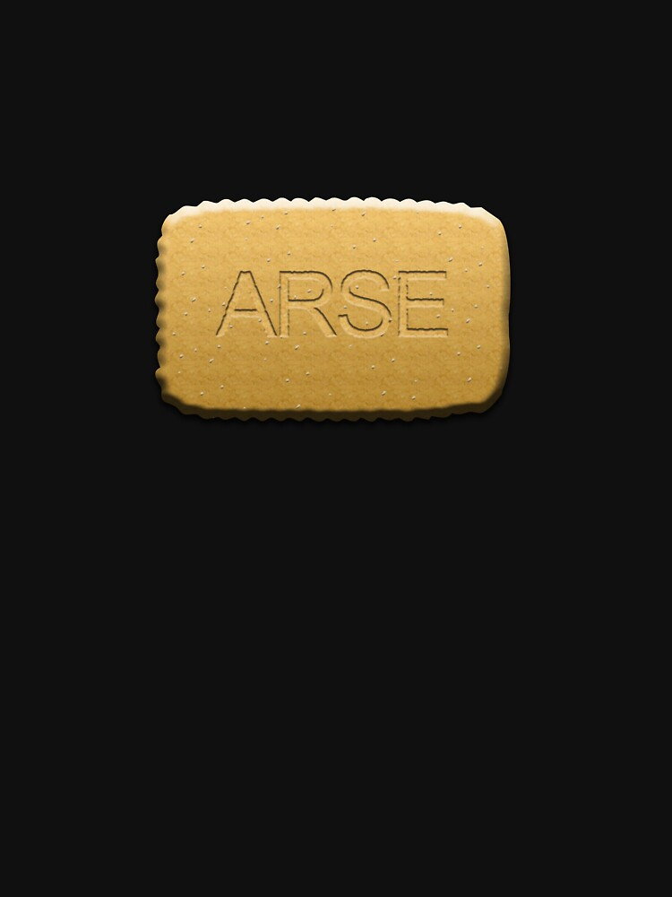 Arse biscuits!! by brianftang