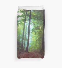 Cool Forest Duvet Cover