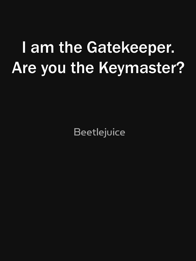 Gatekeeper by Beetlejuice
