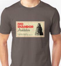 Ivo Shandor Architecture Slim Fit T-Shirt