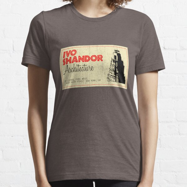 Ivo Shandor Architecture Essential T-Shirt
