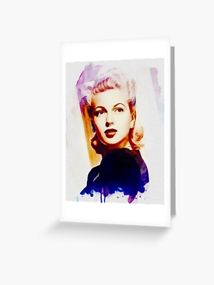 LANA TURNER Poster Multiple Sizes Vintage Hollywood 6