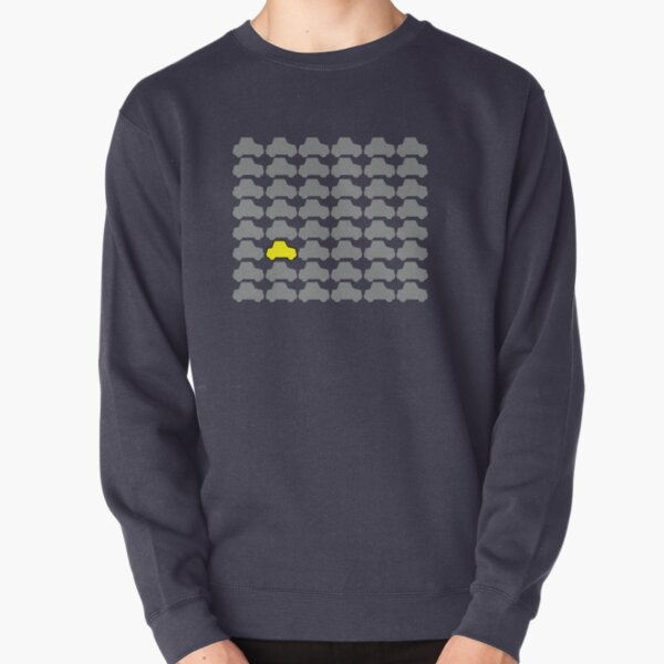 You're Always Playing Yellow Car... Pullover Sweatshirt
