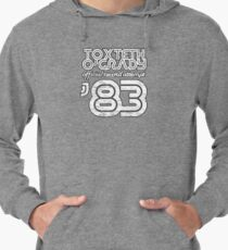 Toxteth O'Grady, official record attempt 1983 Lightweight Hoodie