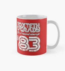 Toxteth O'Grady, official record attempt 1983 Mug
