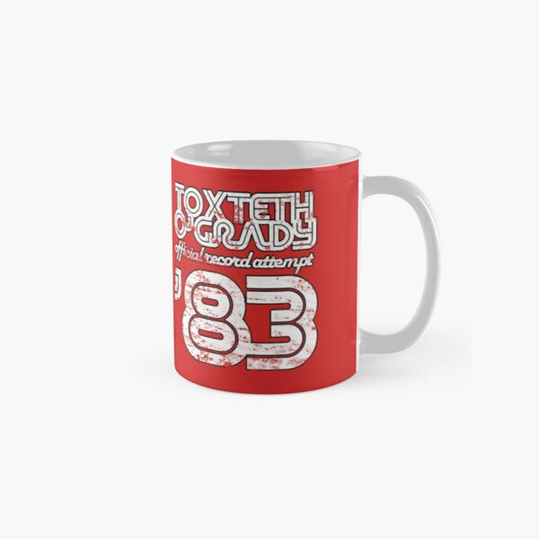 Toxteth O'Grady, official record attempt 1983 Classic Mug