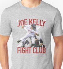 Vintage Joe Kelly Fight Boston Baseball Club T-Shirt Unisex T-Shirt