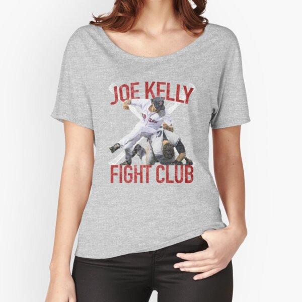 Vintage Joe Kelly Fight Boston Baseball Club T-Shirt Relaxed Fit T-Shirt